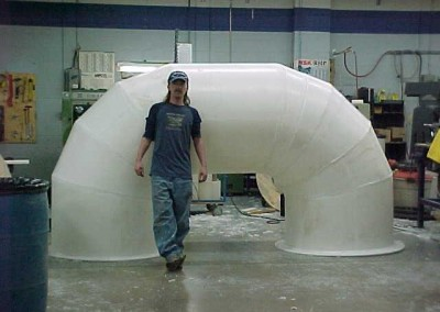 48 Inch Ducting